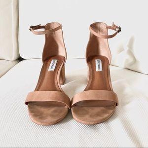 Steve Madden Irene Ankle Strap Sandal in tan